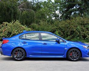 2018 Subaru WRX Sport-tech RS Road Test   The Car Magazine