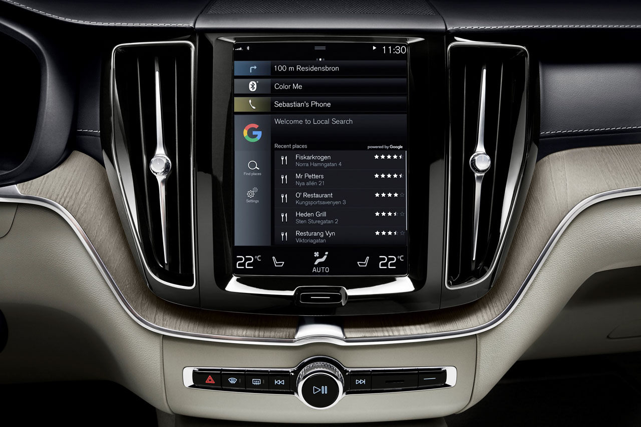 Image result for VOLVO SWITCHING TO ANDROID OPERATING SYSTEM FOR NEXT-GEN INTERFACE