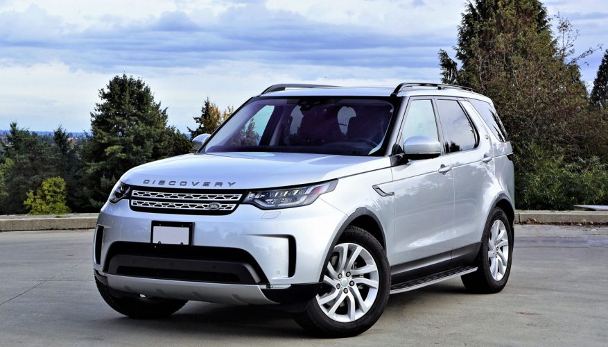 2017 Land Rover Discovery Hse Luxury Td6 Road Test
