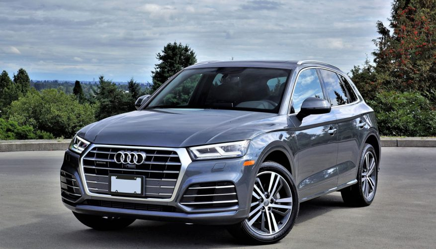 2018 Audi Q5 2 0 Tfsi Quattro Technik Road Test Review The Car Magazine