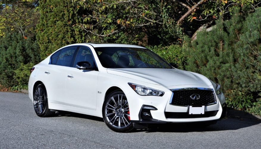 2018 Infiniti Q50 Red Sport 400 Road Test
