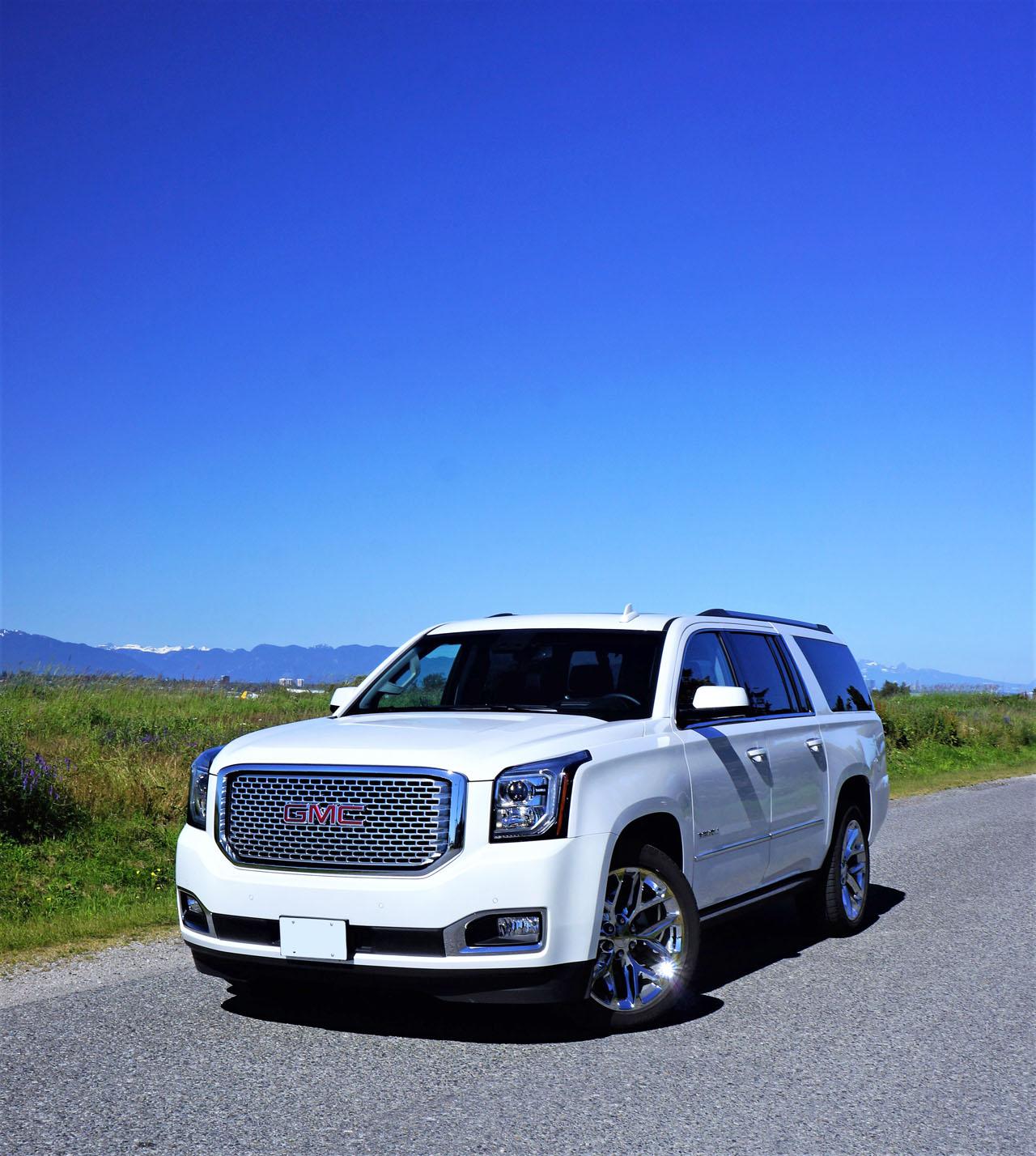 2017 GMC Yukon XL Denali Road Test