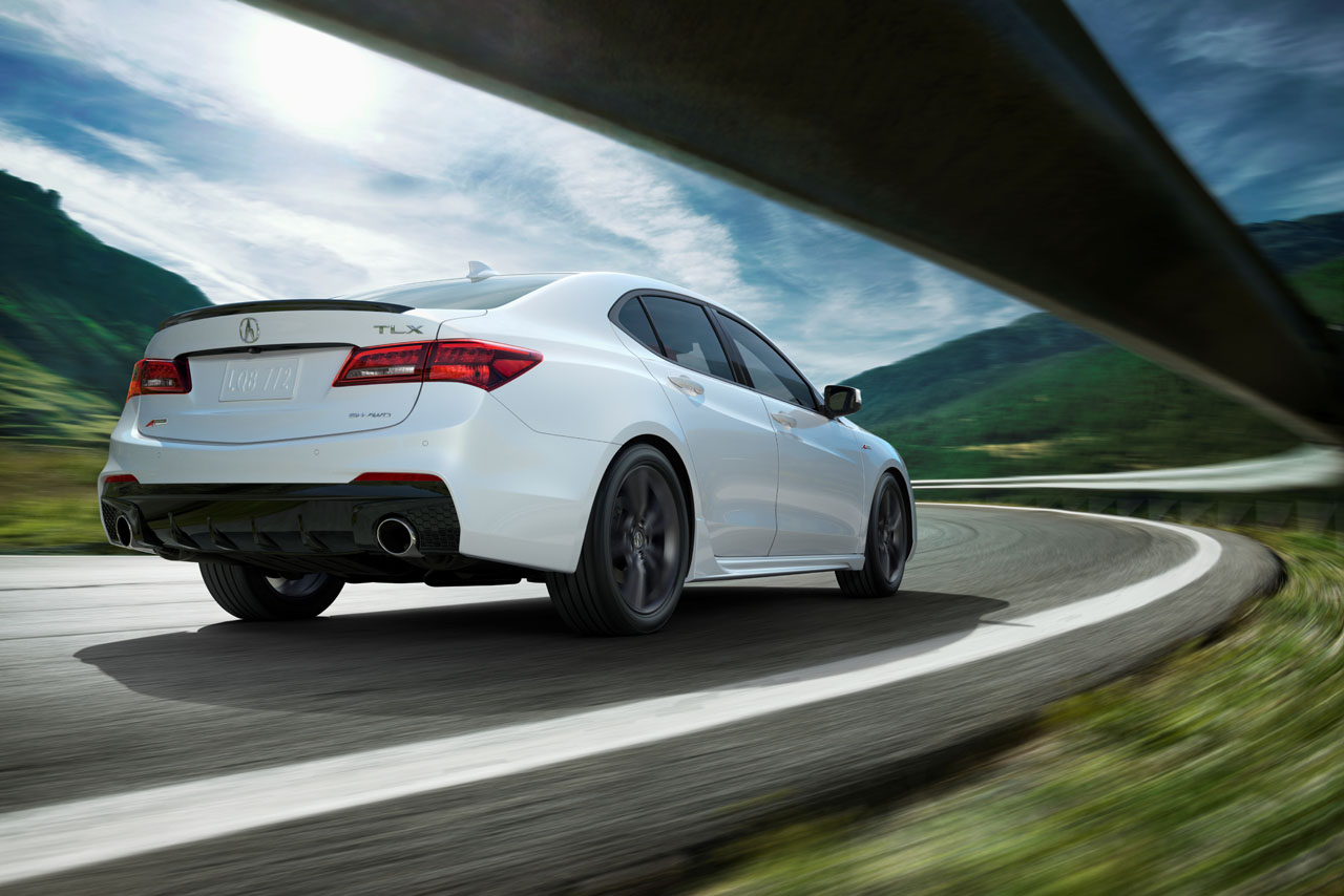 Acura Type-S and V6 turbo for core models | The Car Magazine