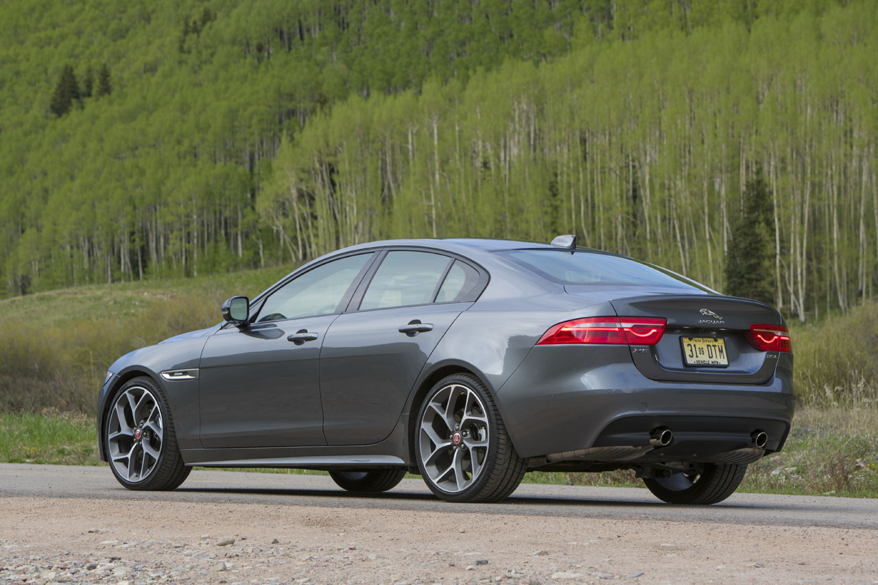 2018 Jaguar XE and F-Pace get new turbo-4 | The Car Magazine