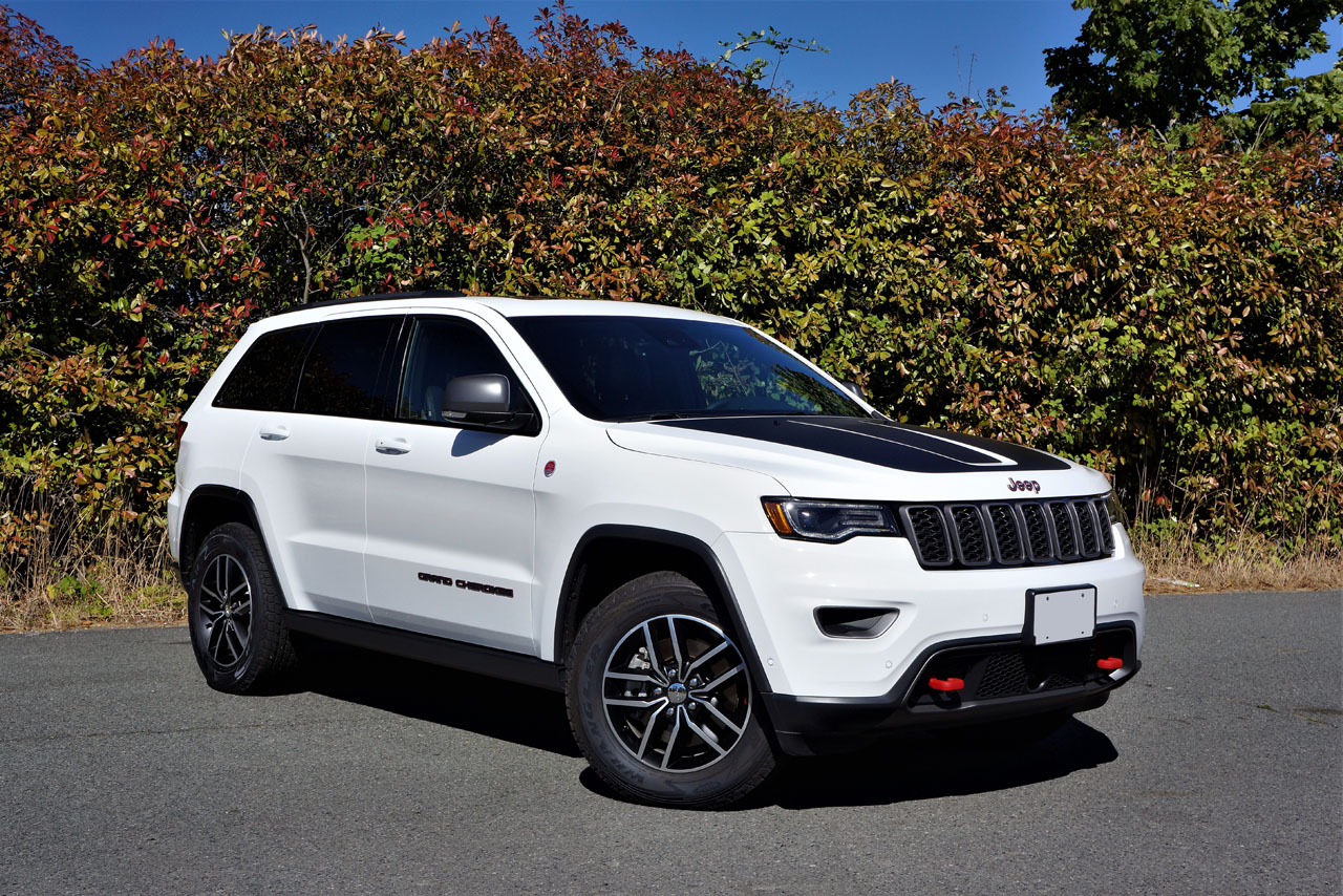 jeep grand cherokee trailhawk 5.7 review