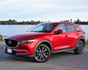 2017 Mazda Cx 5 Gt Awd Road Test