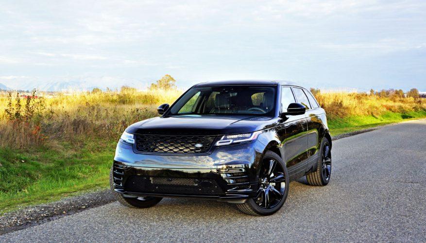 2018 Range Rover Velar R Dynamic Hse P380 Road Test