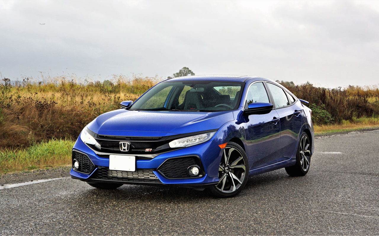Mercedes Benz Of North Haven >> 2018 Honda Civic Sedan Si Road Test | The Car Magazine