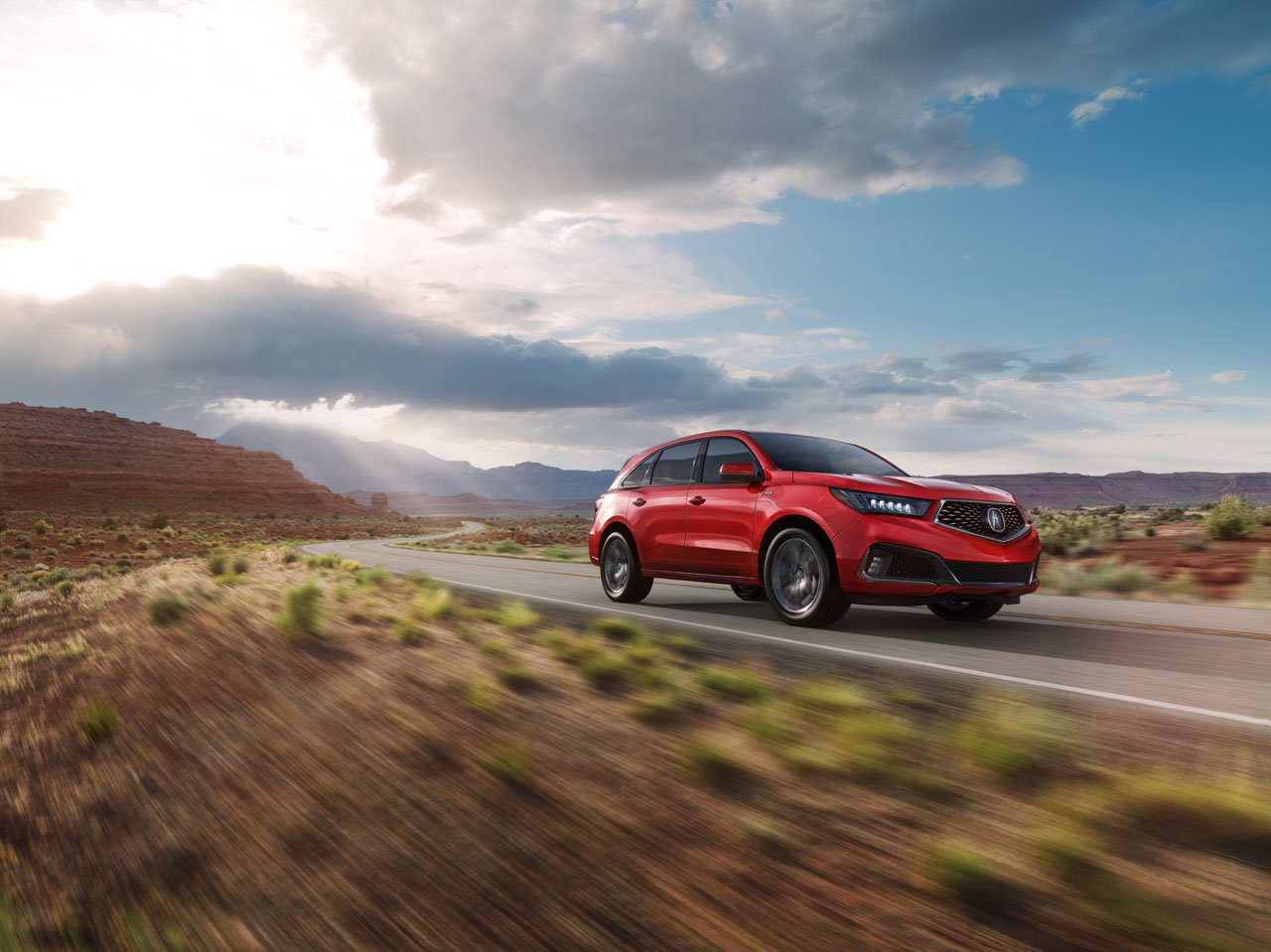 Acura Increases Performance Edge With New 2019 Mdx A Spec
