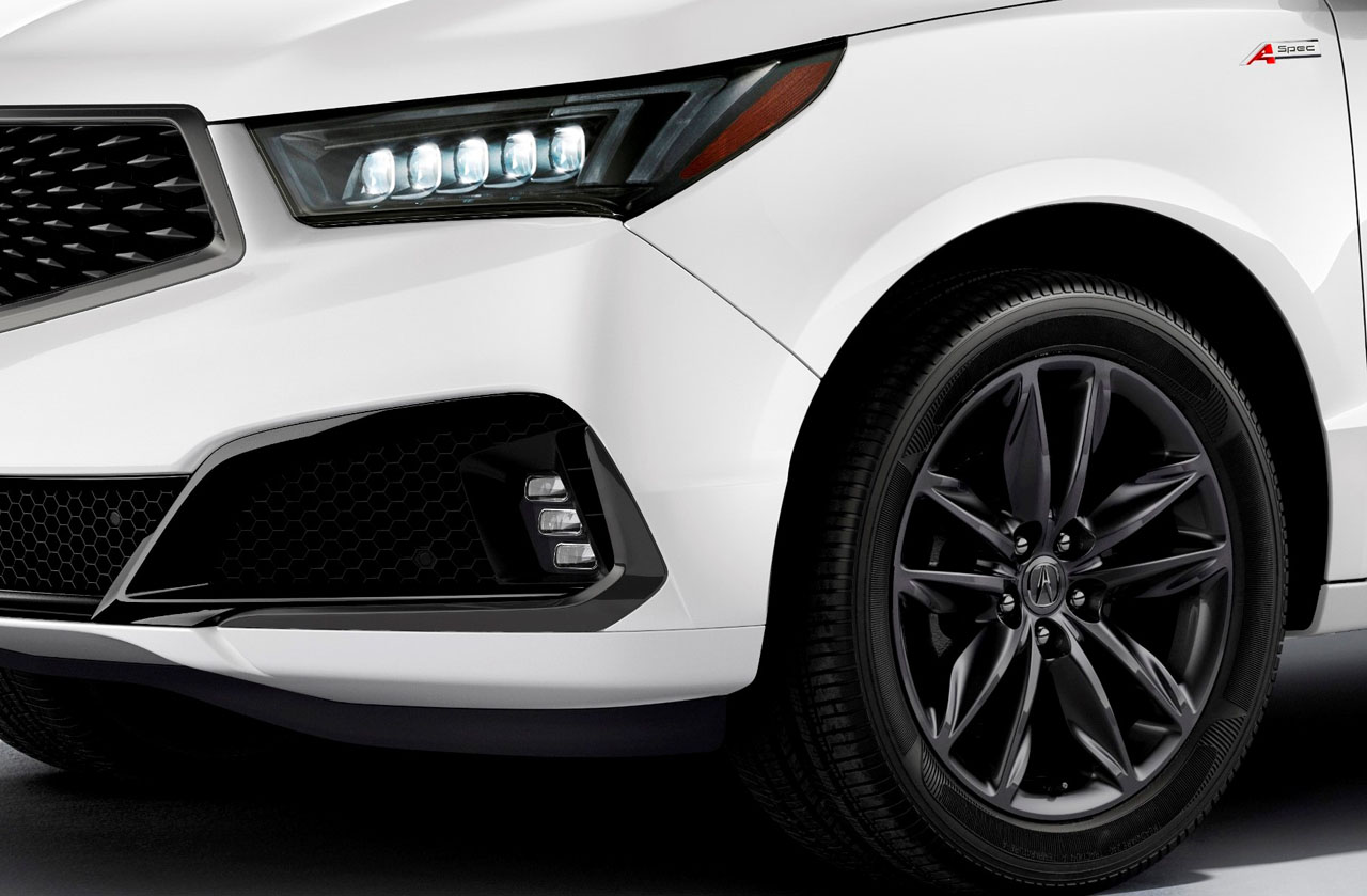 Acura Ups Performance With 19 Mdx A Spec The Car Magazine