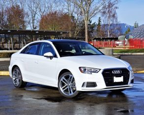 2018 Audi A3 Sedan Quattro Review The Car Magazine