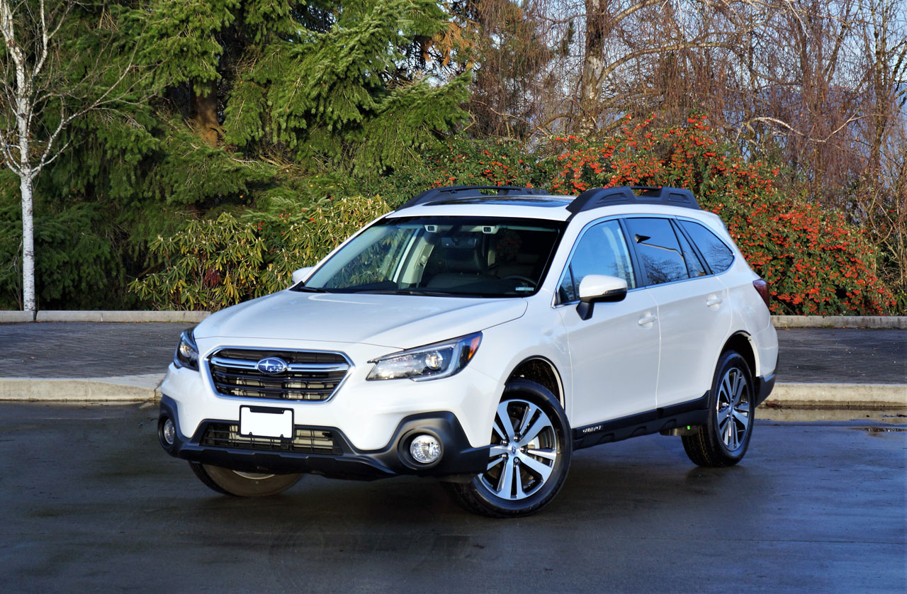 2018 Subaru Outback 3.6R Limited Review | The Car Magazine
