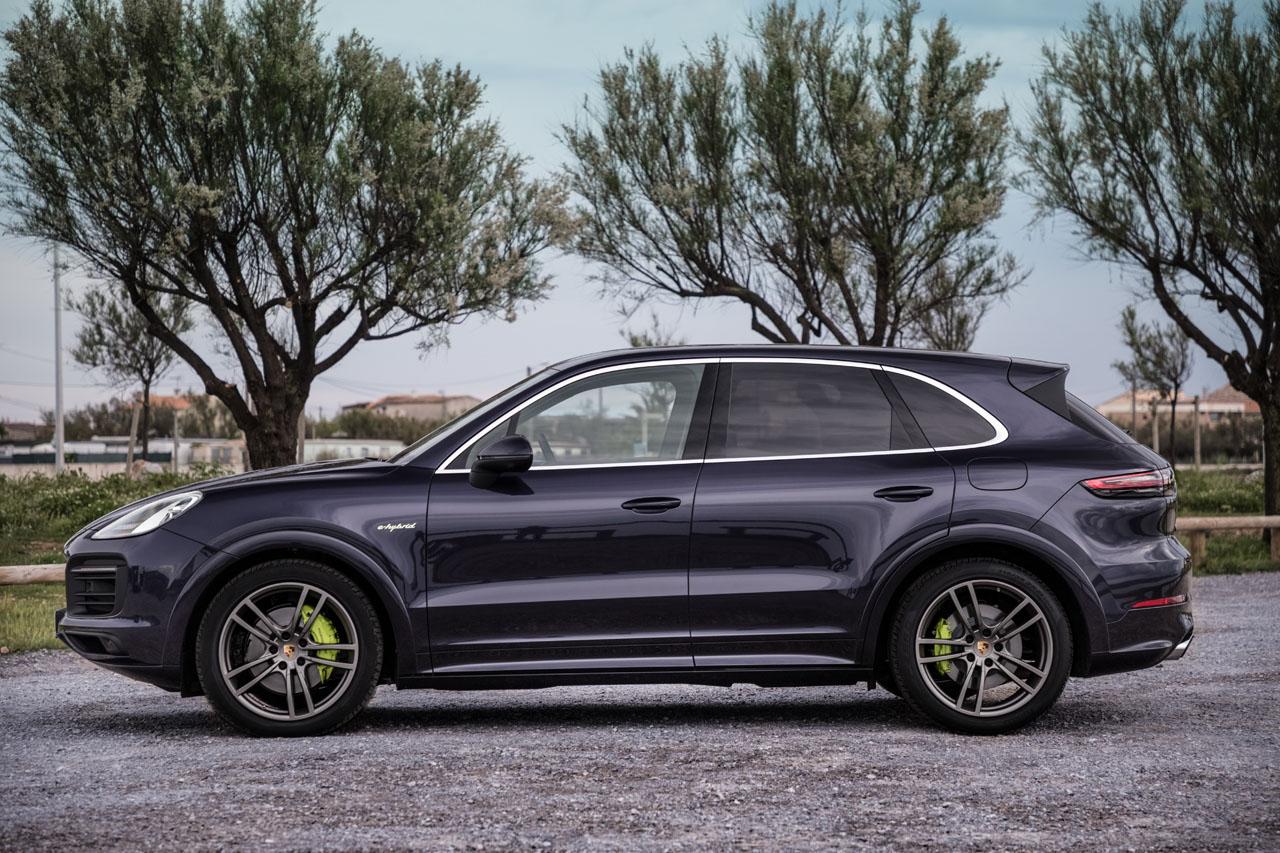 Porsche Cayenne Now Boasts Plug In Hybrid The Car Magazine