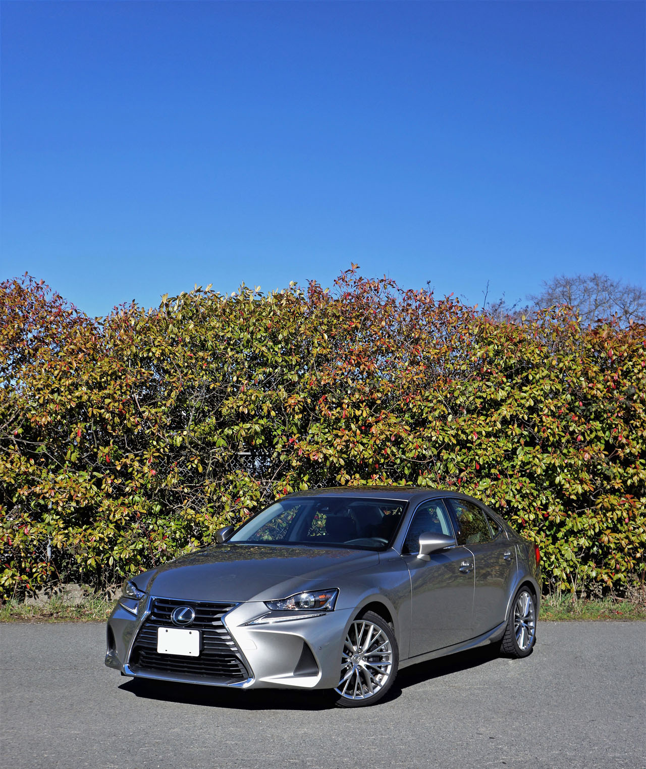 2018 Lexus IS 300 AWD Road Test Review