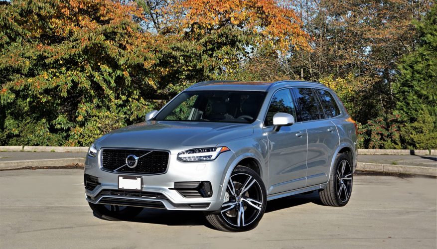 2018 Volvo Xc90 T8 Eawd R Design Road Test