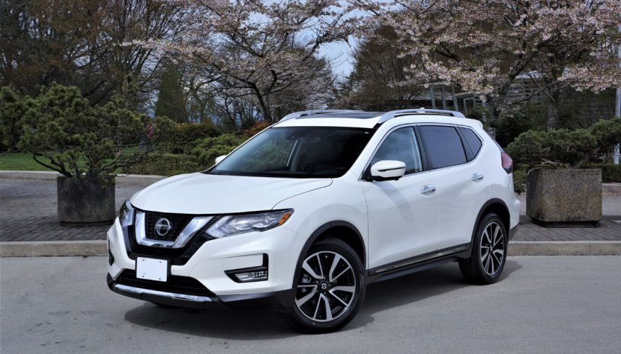 2018 Nissan Rogue SL Platinum AWD Review | The Car Magazine