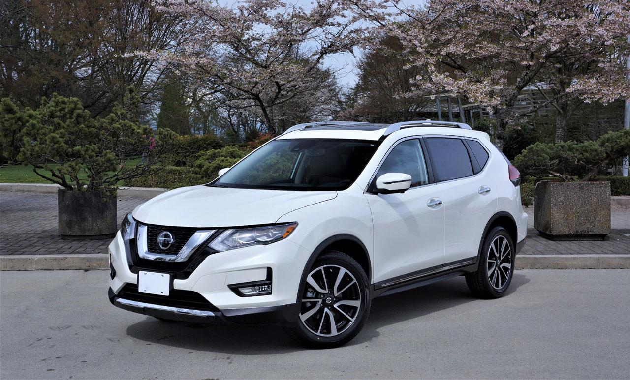 2018 Nissan Rogue Sl Platinum Awd Review The Car Magazine