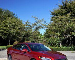 2018 Ford Fusion Hybrid Titanium Review The Car Magazine