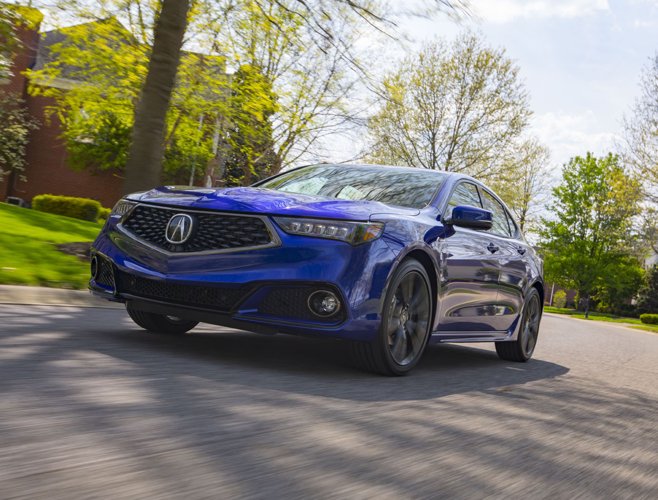 2019 Acura Tlx Gets New 2 4l A Spec Trim The Car Magazine