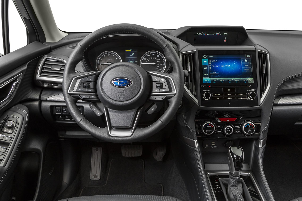 Redesigned 2019 Subaru Forester Goes On From 27 995 34