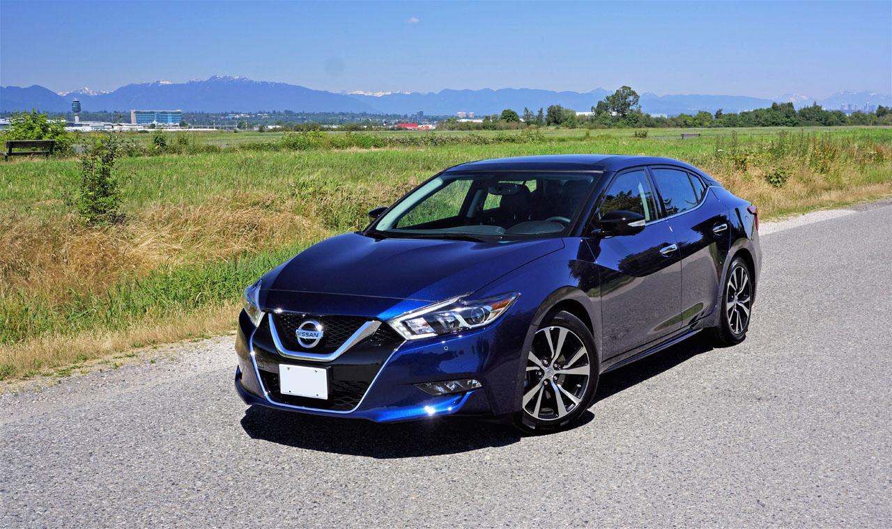 2018 Nissan Maxima Platinum Road Test The Car Magazine