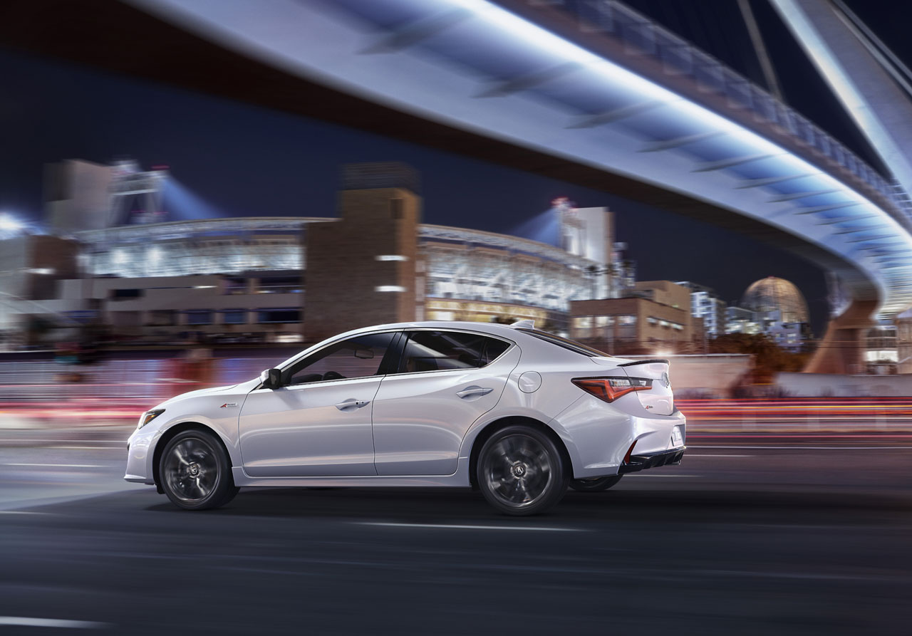 Acura ILX Gets Major Refreshed For 2019