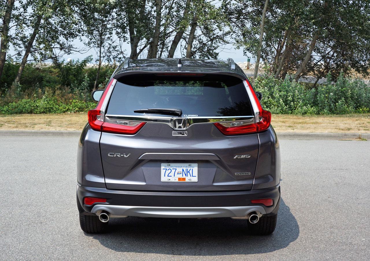 2018 Honda CR-V Touring Road Test   The Car Magazine