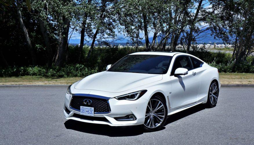 2018 Infiniti Q60 3 0t Luxe Awd Road Test