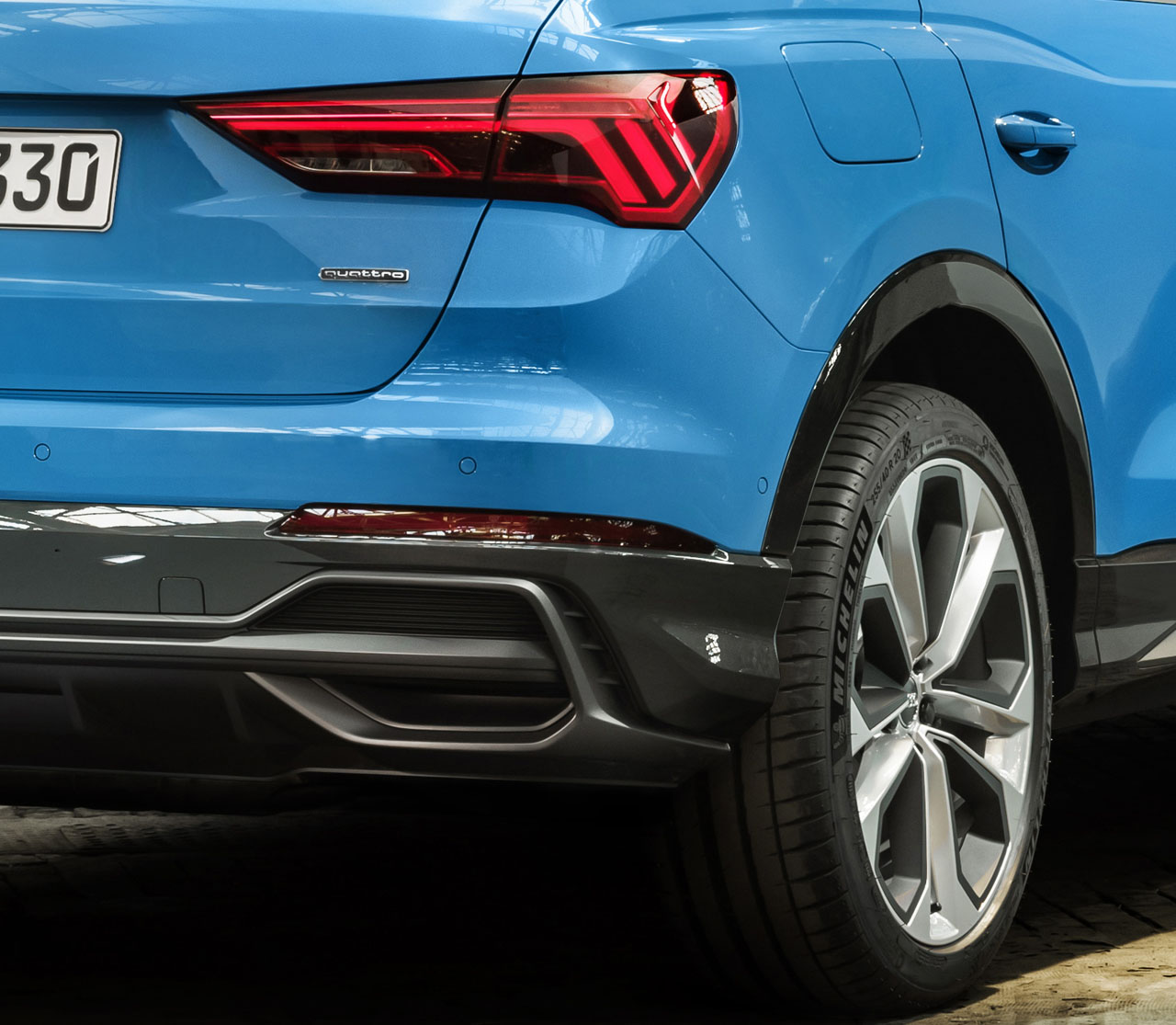 2019 Audi Q3: 2019 Audi Q3 Adds Style, Size And Tech