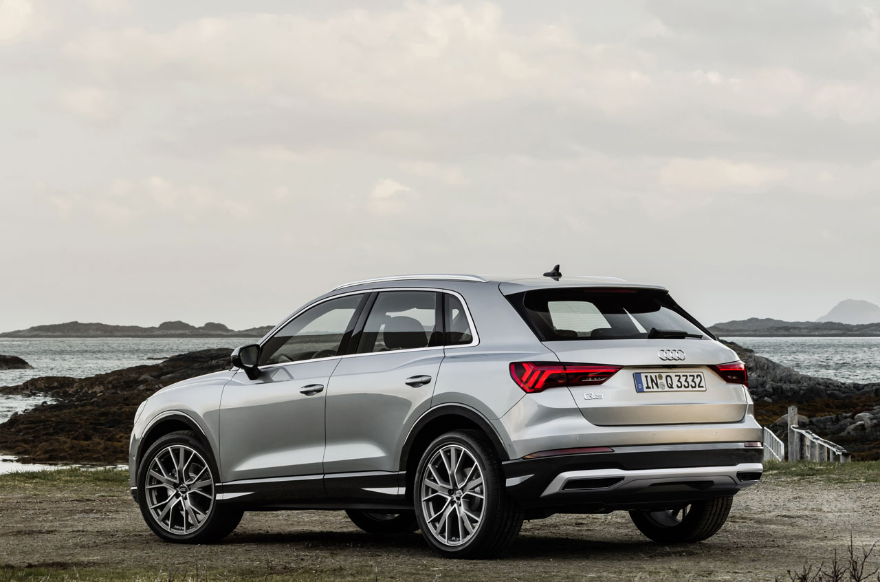 2019 Audi Q3 Adds Style Size And Tech The Car Magazine