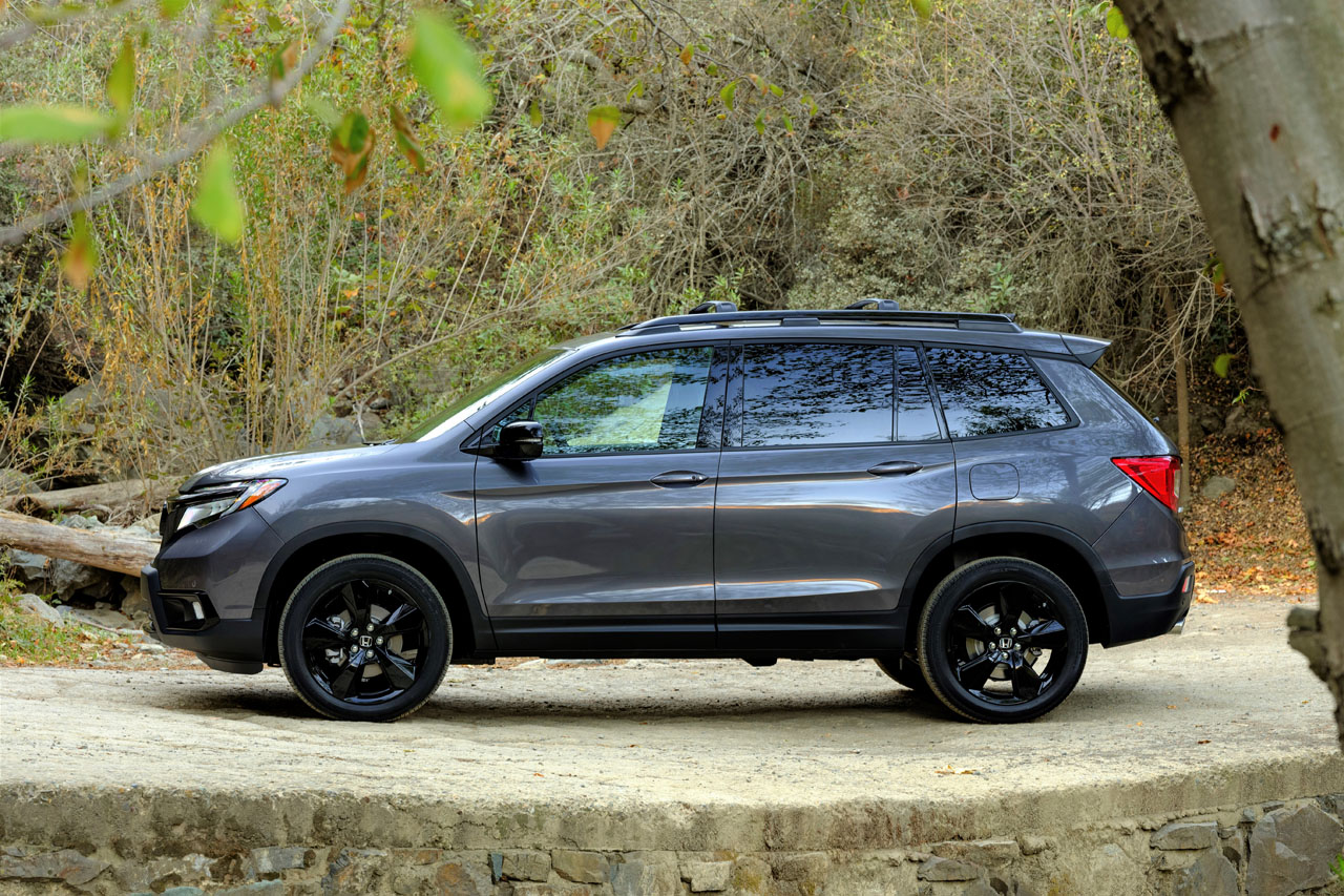 Honda Introduces All New 2019 Pport Mid Size Suv