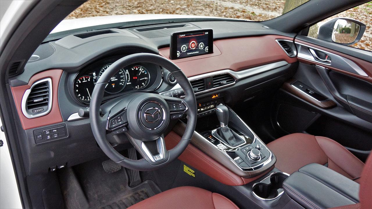 Mazda Cx 9 >> 2019 Mazda CX-9 Signature   The Car Magazine