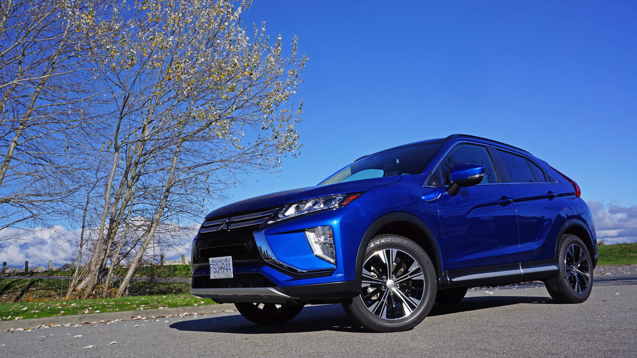2019 Mitsubishi Eclipse Cross Gt S Awc The Car Magazine