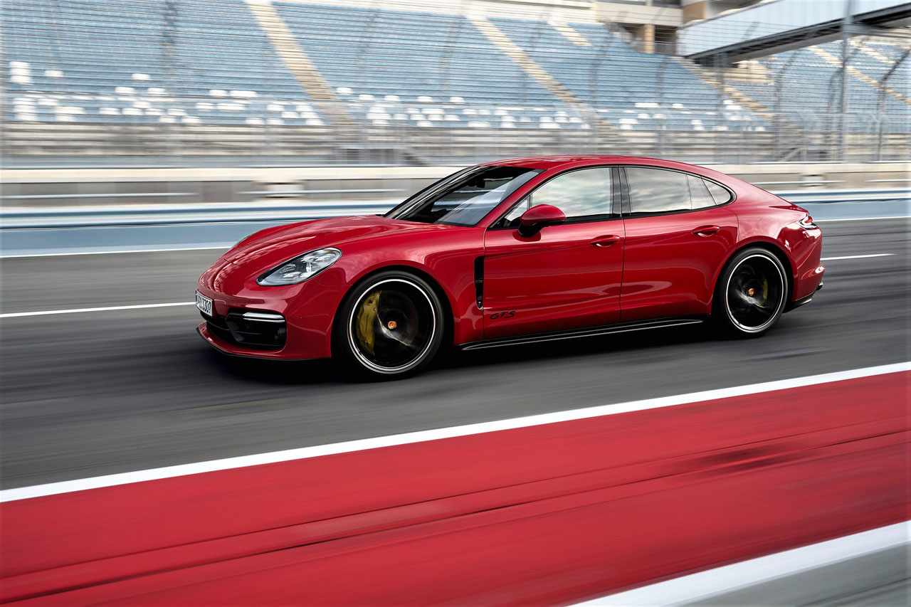 2019 Panamera Lineup Gets Sporty New Gts The Car Magazine