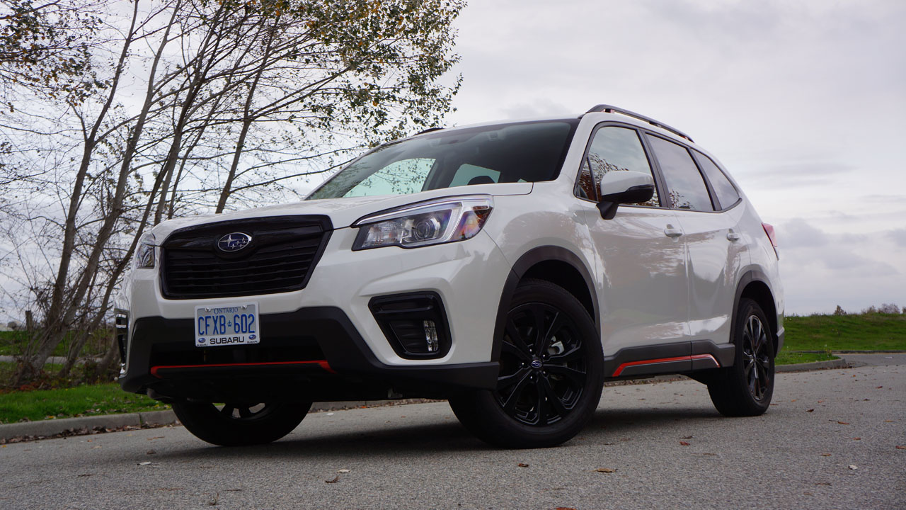 2019 Subaru Forester Sport | The Car Magazine