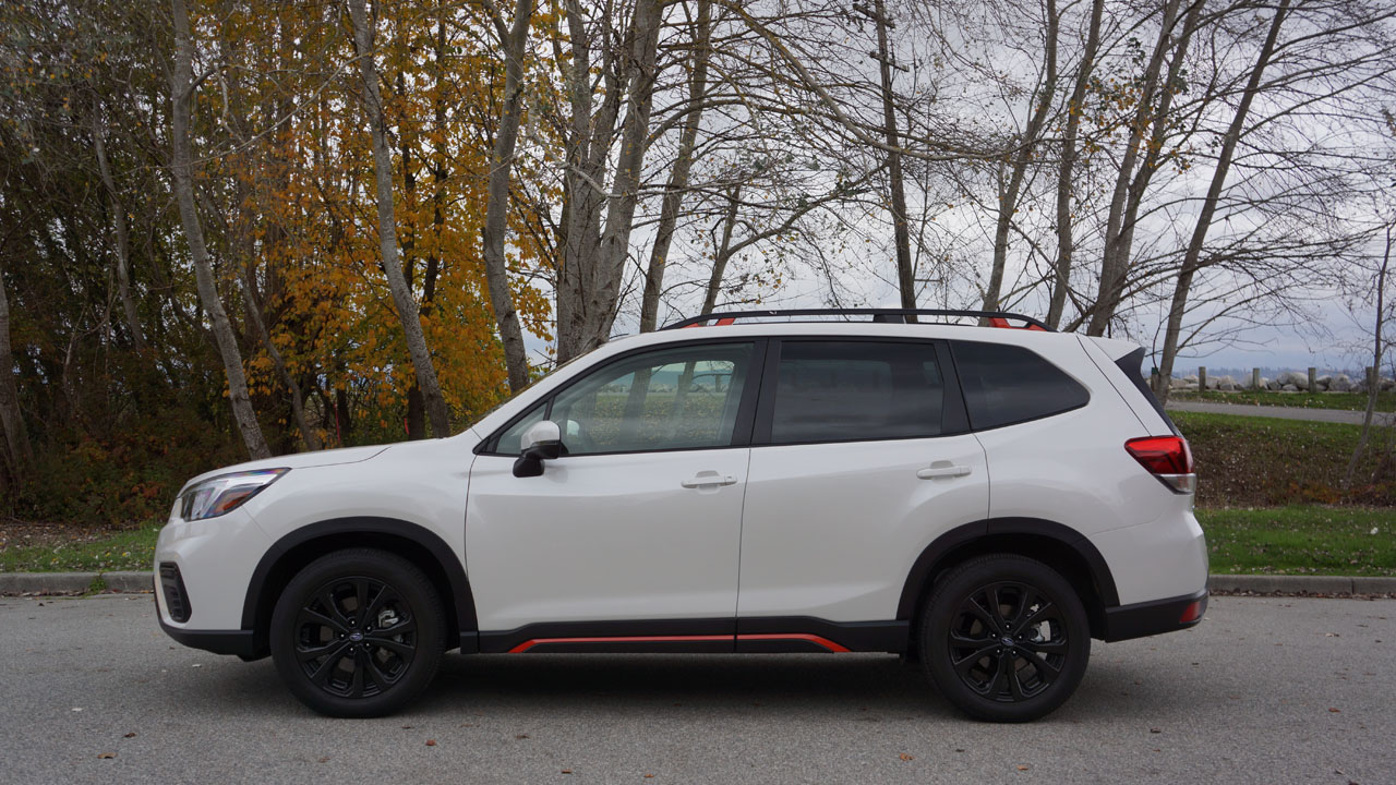 2019 Subaru Forester Sport The Car Magazine