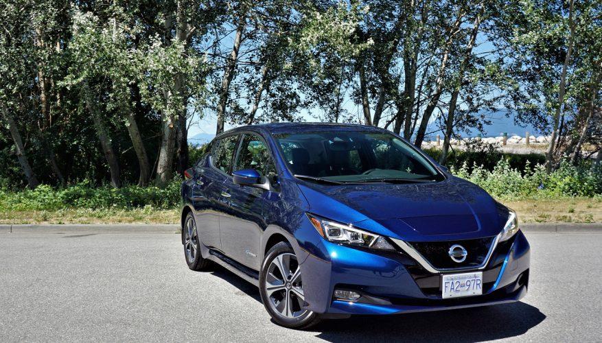 2019 Nissan Leaf Sl Road Test The Car Magazine