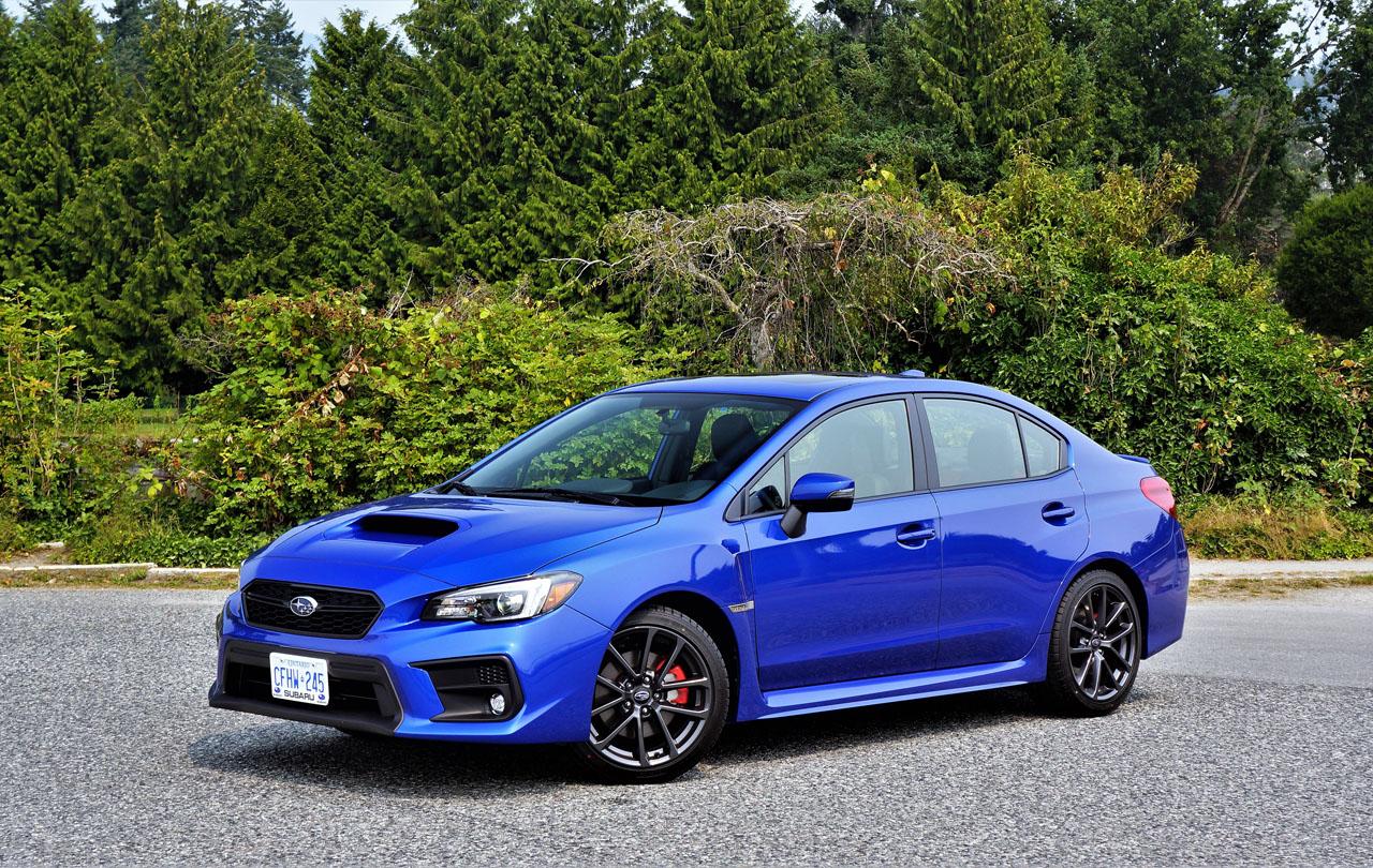 2019 Subaru WRX STI Sport-tech | The Car Magazine
