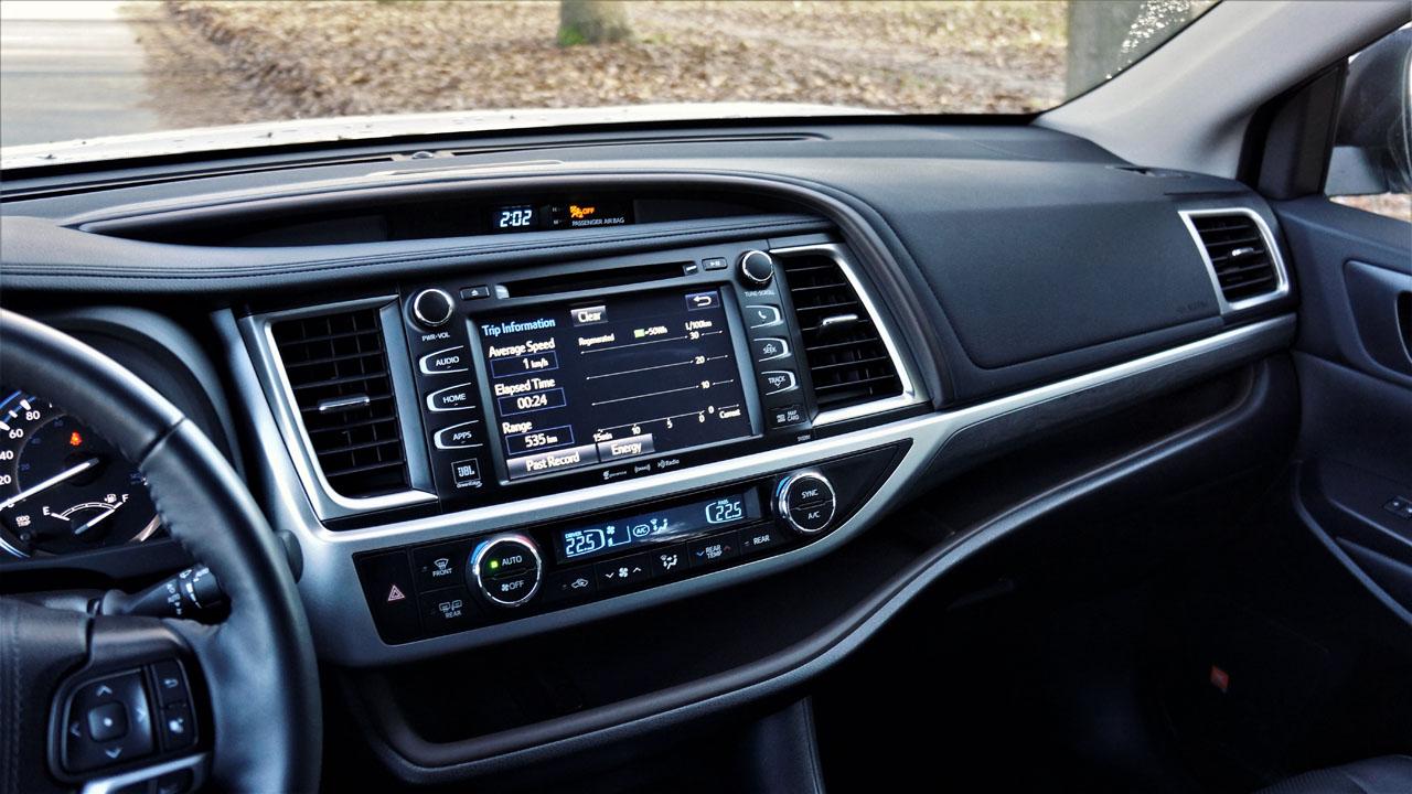 2019 Toyota Highlander Hybrid Limited | The Car Magazine