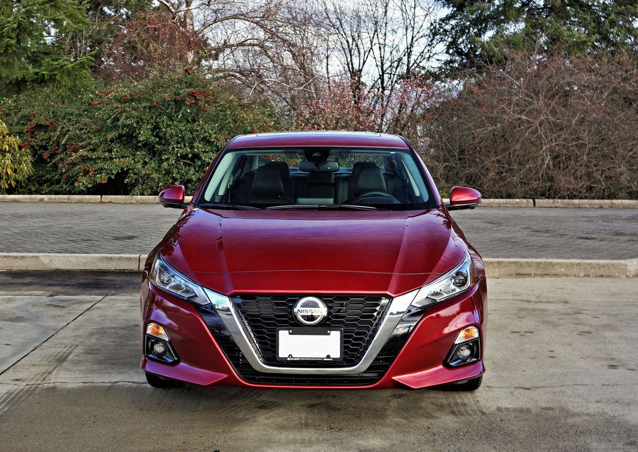 2019 Nissan Altima Edition One Road Test | The Car Magazine