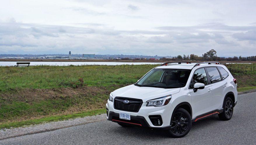 2019 Subaru Forester Sport Road Test | The Car Magazine