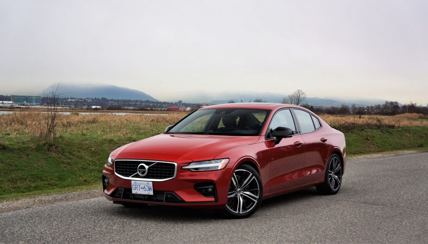 2019 Volvo S60 T6 Awd R Design Road Test The Car Magazine