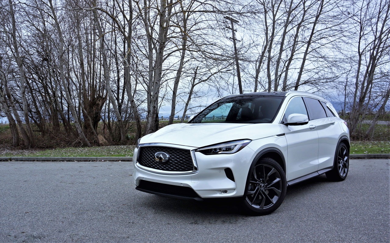 2019 Infiniti QX50: News, Specs, MPG, Price >> 2019 Infiniti Qx50 Sensory Road Test The Car Magazine