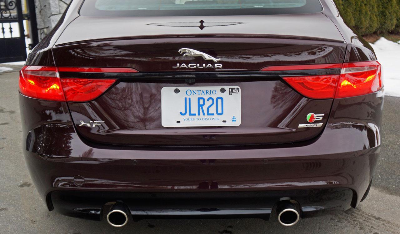 2019 Jaguar XF S Road Test Review   The Car Magazine