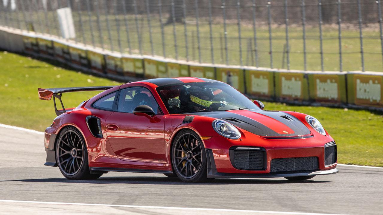 Porsche 911 Gt2 Rs Breaks Two Lap Records The Car Magazine