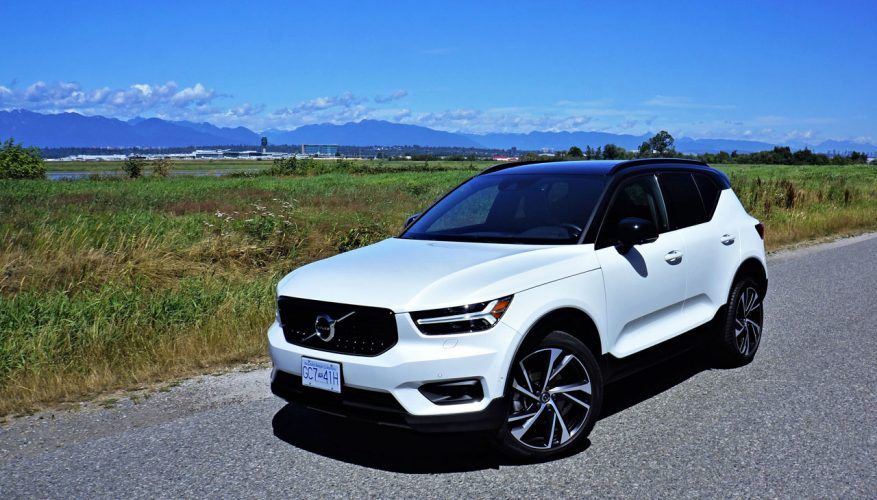 2019 Volvo Xc40 T5 Awd R Design Road Test The Car Magazine