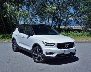 2019 Volvo XC40 T5 AWD R-Design Road Test | The Car Magazine