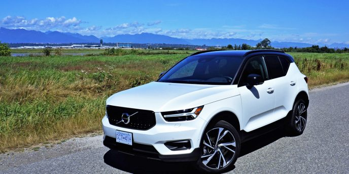 All-Electric 2020 Volvo XC40 Crossover Is Debuting Next Year >> Volvo The Car Magazine