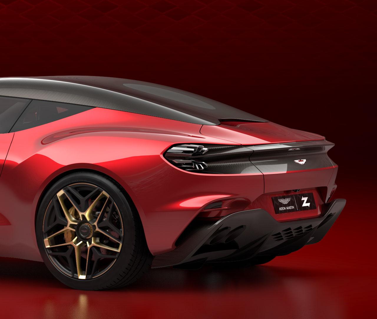 Aston Martin Reveals 2020 DBS GT Zagato