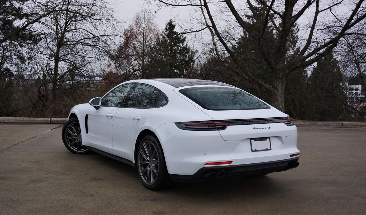 2019 Porsche Panamera 4S Road Test | The Car Magazine